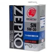 Idemitsu Zepro. Вязкость 5W-30, синтетическое. Под заказ