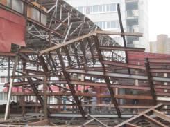 Демонтаж и снос железобетонных строений, зданий, сооружений