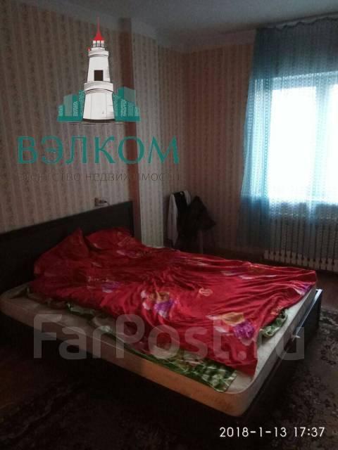 1-комнатная, улица Анны Щетининой 3. Снеговая падь, агентство, 47 кв.м. Комната