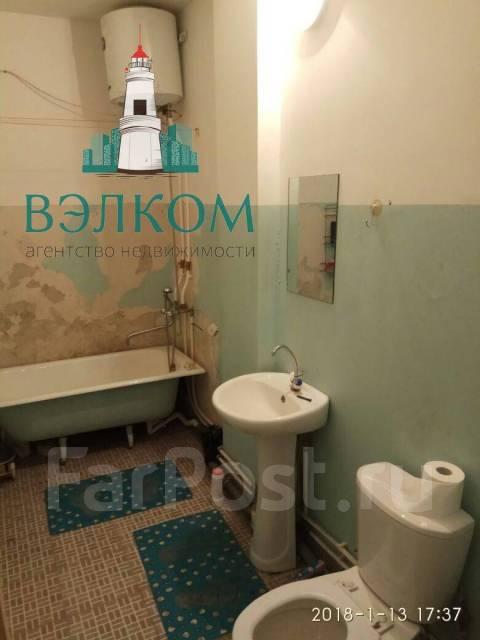 1-комнатная, улица Анны Щетининой 3. Снеговая падь, агентство, 47 кв.м. Сан. узел