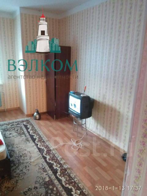 1-комнатная, улица Анны Щетининой 3. Снеговая падь, агентство, 47кв.м.