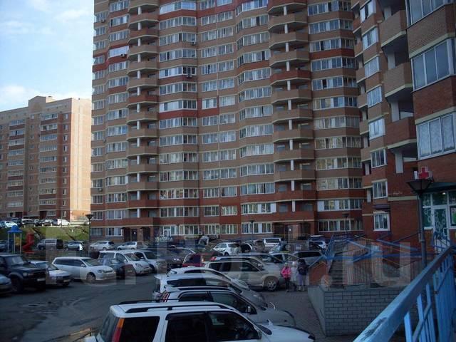 1-комнатная, улица Анны Щетининой 3. Снеговая падь, агентство, 47 кв.м. Дом снаружи