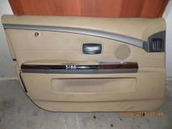 Обшивка двери. BMW 7-Series, E65, E66