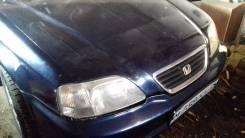 Honda Integra SJ. Без водителя