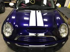 Капот. Mini Cooper S Mini Hatch, R56 Двигатели: N14B16C, N14B16, N12B16
