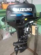 Suzuki. 30,00л.с., 2-тактный, бензиновый, нога S (381 мм), Год: 2016 год