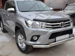 Дефлекторы и ветровики. Toyota Hilux Pick Up Toyota Hilux. Под заказ