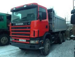 Scania R124. Продам самосвал, 12 000 куб. см., 25 000 кг.