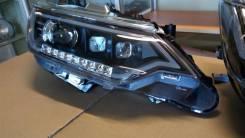 Тюнинг фары на Toyota Camry V50/55 2015 Mercedes style (дизай