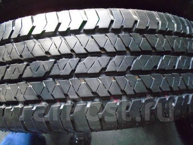Bridgestone Dueler H/T 684II. Всесезонные, износ: 10%, 2 шт
