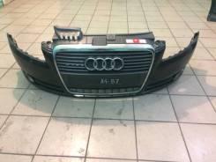 Бампер. Audi A4, B7 Двигатели: AUK, BGB, BWE, BDG, BKN, BBJ, BPG, BWT, ALT, BFB, ALZ