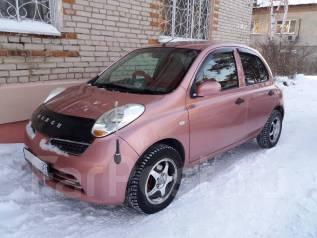 Nissan March. автомат, передний, 1.2 (90 л.с.), бензин, 70 тыс. км, б/п