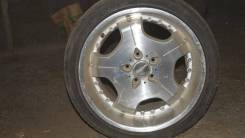 Продам литьё в сборе с шинами. 8.5/9.5x18 5x114.30 ET30/38 ЦО 70,3мм.