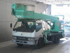 Mitsubishi Canter. Автовышка , 5 240 куб. см., 22 м.