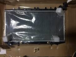 Радиатор охлаждения двигателя. Nissan: Almera, Lucino, Sunny California, Rasheen, Wingroad, Presea, Pulsar, Sunny Двигатели: GA16DE, CD20, GA14DE, SR1...