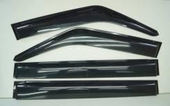 Ветровики (дефлекторы боковых окон) Nissan PATROL