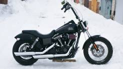 Harley-Davidson Dyna Street Bob. 1 700 куб. см., исправен, птс, без пробега