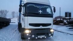 Renault Premium. Продается тягач Рено премиум + полуприцеп., 11 116 куб. см., 26 000 кг.