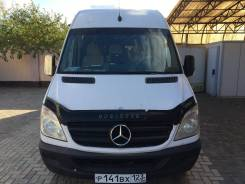 Mercedes-Benz Sprinter. Mercedes benz Sprinter 2007, 2 000 куб. см., 18 мест