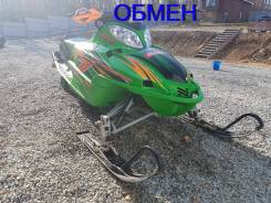 Arctic Cat. исправен, есть птс, без пробега