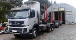 Volvo. Сортиментовоз FMX 480, 2013 г. в.,, 11 000 куб. см., 15 000 кг.