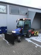Iseki TX. Трактор снегоуборочный коммунальный, 1 500 куб. см.