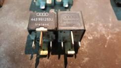 Датчик включения вентилятора. Audi: S6, Quattro, S8, V8, S4, Cabriolet, Coupe, 80, A8, 90, S, A4, A6, 100, 200, A2 Двигатели: ACK, AEB, AFB, AFN, AFY...