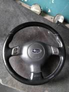 Руль Subaru Momo с клавишами. Subaru Forester, SG5 Двигатель EJ203