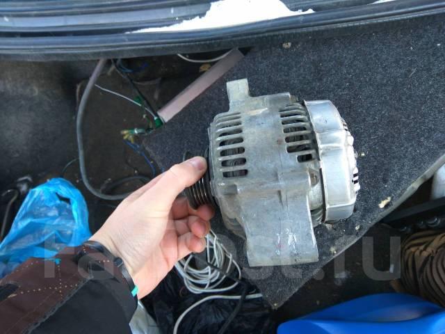 Генератор. Toyota Carina ED Двигатели: 4SFE, 3SFE