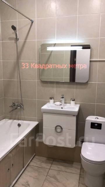 1-комнатная, улица Аксаковская 3. Центр, агентство, 50 кв.м. Сан. узел