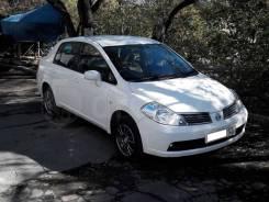 Nissan Tiida Latio. автомат, 4wd, 1.5, бензин, 185 000тыс. км