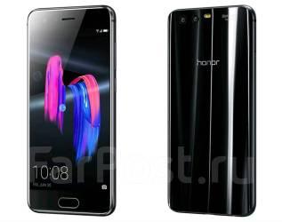 Huawei Honor 9. Новый, 64 Гб, Черный