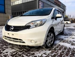 Nissan Note. автомат, передний, 1.3 (97 л.с.), бензин, 42 000 тыс. км, б/п