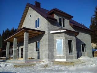 Строительство домов из блоков. Индивидуальное проектирование!