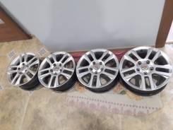 Red Wheel. 10.0x15, 5x114.30, ET47, ЦО 57,1мм.