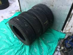 Bridgestone Blizzak Revo GZ. Зимние, без шипов, 2014 год, износ: 50%, 4 шт