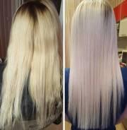 Кератин, ботокс волос, нанопластика