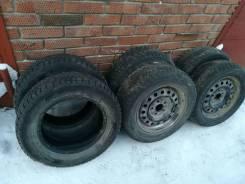 Gislaved Nord Frost V. Зимние, шипованные, износ: 20%, 4 шт