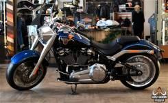 Harley-Davidson Fat Boy. 1 870 куб. см., исправен, птс, без пробега