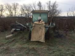 Вгтз ДТ-75. Гусеничный трактор ДТ 75