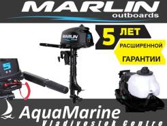 Marlin. 5,00л.с., 2-тактный, бензиновый, нога S (381 мм), Год: 2018 год. Под заказ