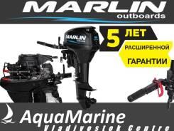 Marlin. 9,90л.с., 2-тактный, бензиновый, нога S (381 мм), Год: 2018 год. Под заказ