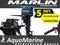 Marlin. 30,00л.с., 2-тактный, бензиновый, нога S (381 мм), Год: 2018 год. Под заказ