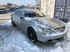 Дверь боковая. Mercedes-Benz CL-Class, C215, W215