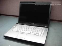 "Toshiba Satellite A200. 14.4"", 1,7ГГц, ОЗУ 1024 Мб, диск 200 Гб, WiFi"