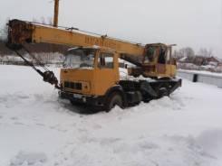 Ивановец КС-3577. Продаётся автокран Ивановец 12,5т, 12 500 кг., 14 м.