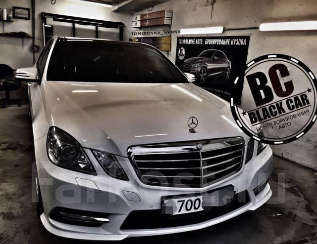 """Тонирование авто в """"Black CAR"""""""