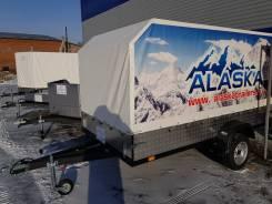 Аляска. Г/п: 750 кг.