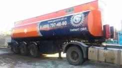 Капри. Продам цистерну для перевозки светлых нефтепродуктов капри ппц 29,7, 30,00куб. м.