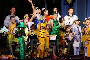 Приглашаем детей в театральную и танцевальную студии (Бесплатно)